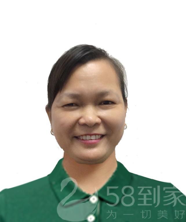 家电养护师吴爱珠