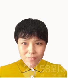 保洁师刘爱霞