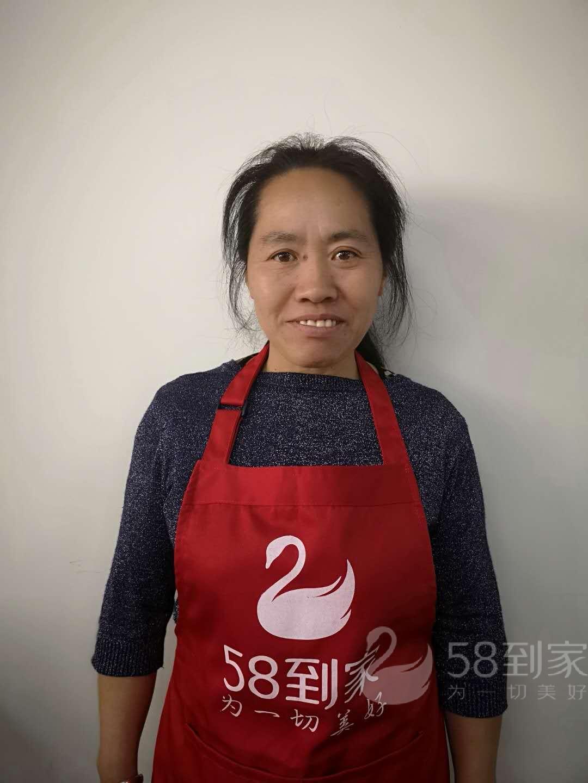 保洁师廖凤琼