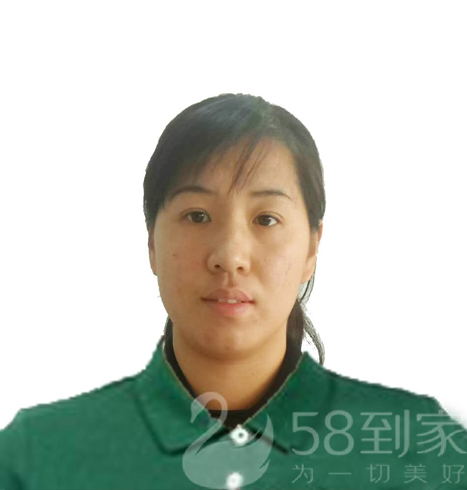 家电养护师张梅