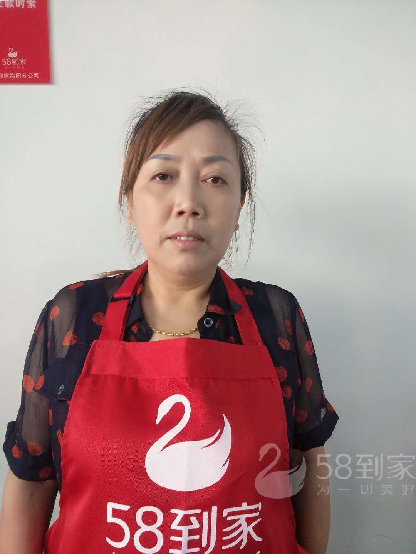 保洁师冯昌琼