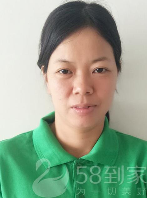 保洁师陈石媛