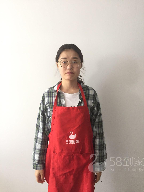 保洁师吴琼
