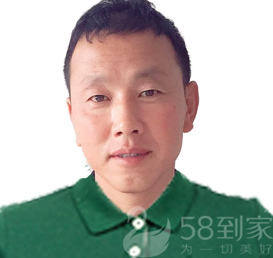 家电养护师刘左刚