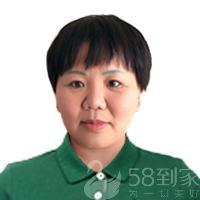保洁师刘美霞