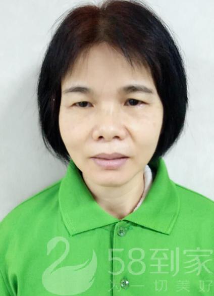 保洁师杨美琴