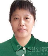 保洁师阎志萍