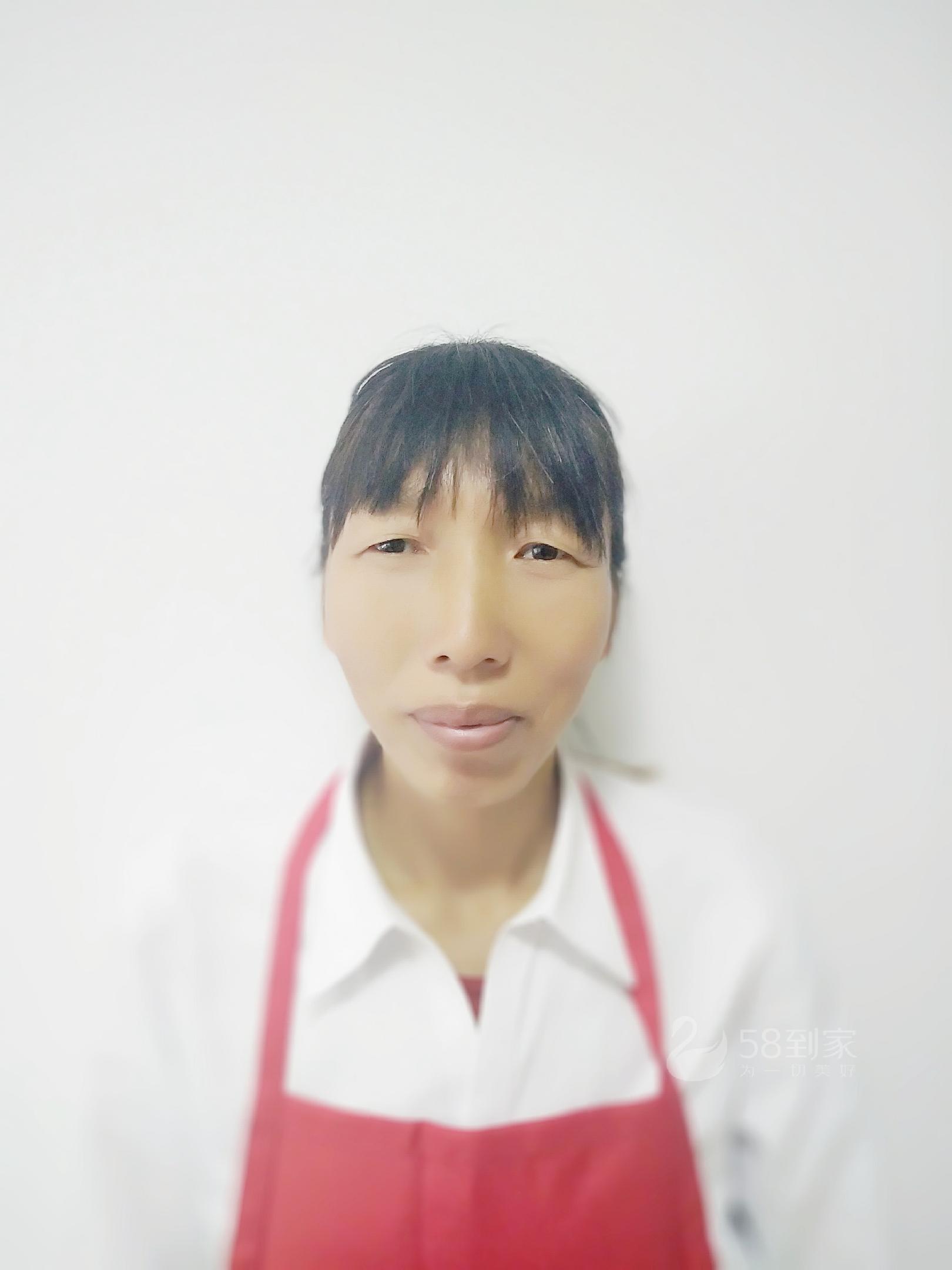 保洁师钱金霞