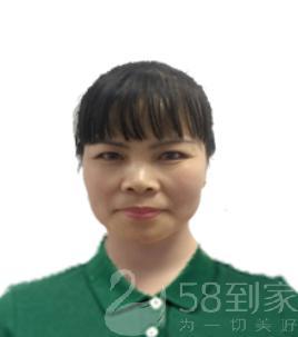保洁师张翠兰