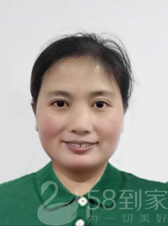保洁师谭孝琼
