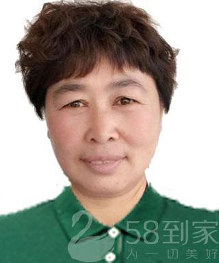 保洁师王翠华