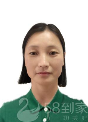 家电养护师杨敏