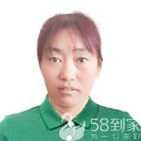 家电养护师杜永丽