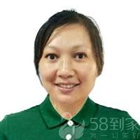 保洁师刘玉平