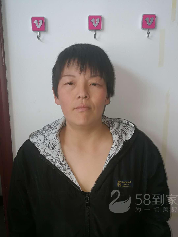 保洁师刘秀荣