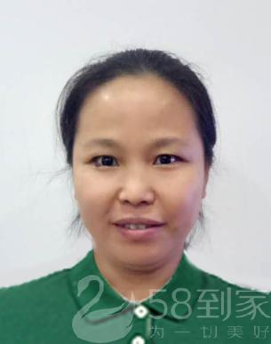 保洁师胡坤英