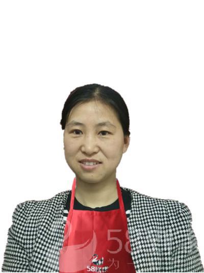 保洁师李芳