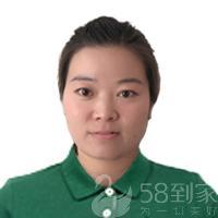 家电养护师周艳霞