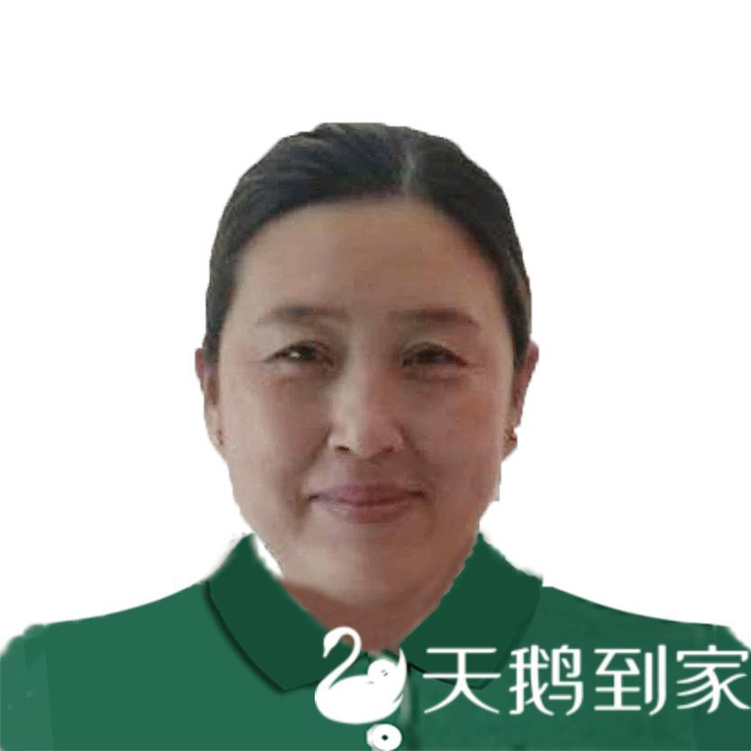 家电养护师何丽萍