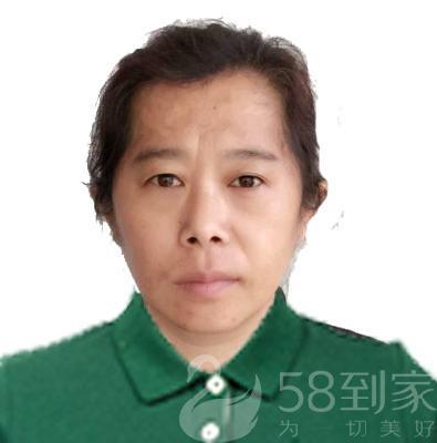 保洁师李芙蓉
