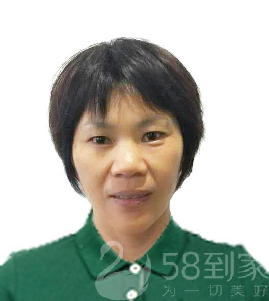 保洁师贺桂琼