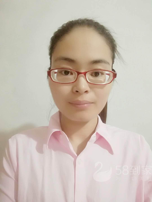 保洁师苏秋玲
