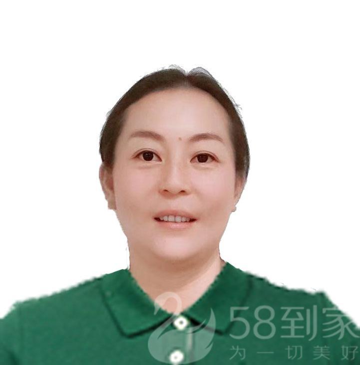 家电养护师刘琴