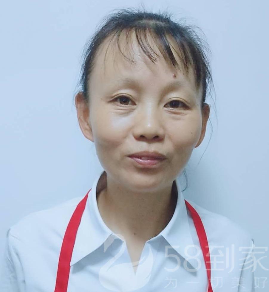 保洁师蒋刘平