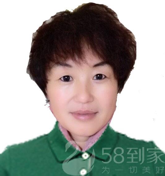 家电养护师刘秀英
