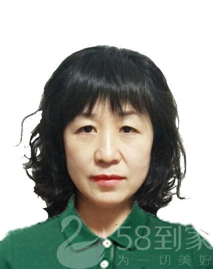 家电养护师李淑兰