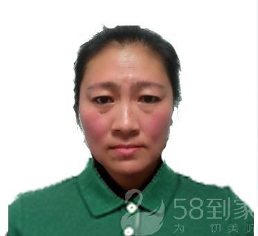 保洁师黄雨凤