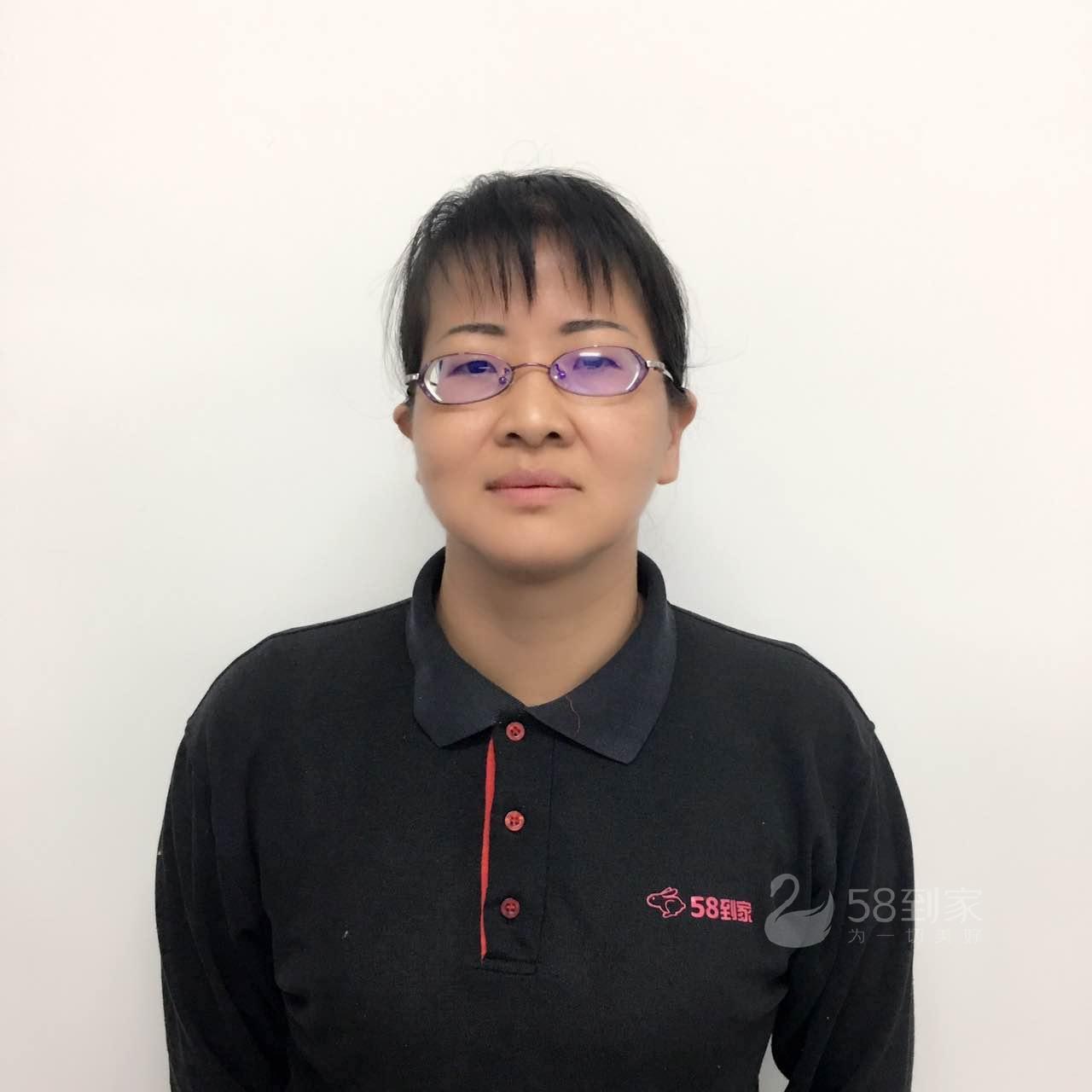 家电养护师吴琼芳