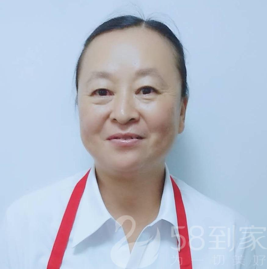 保洁师韩桂琼