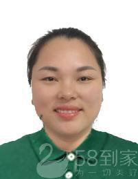 家电养护师张燕