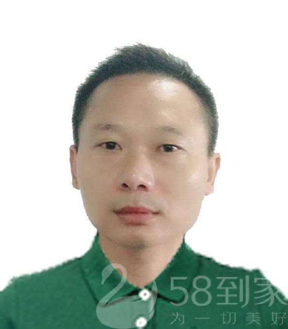 家电养护师刘秋茂