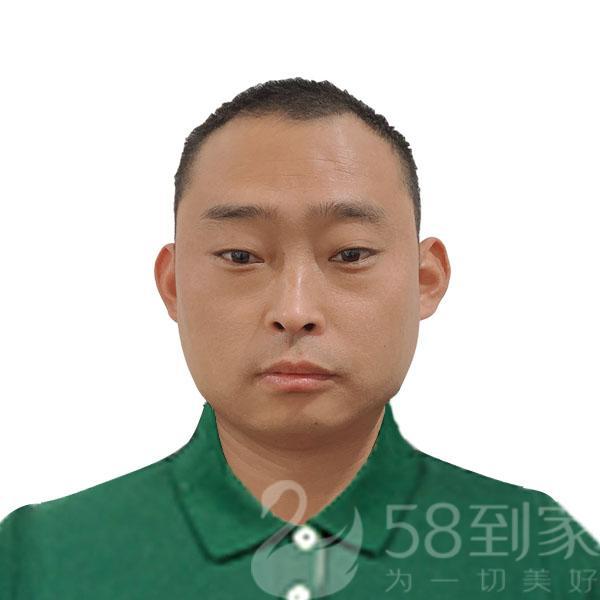 家电养护师柴明林