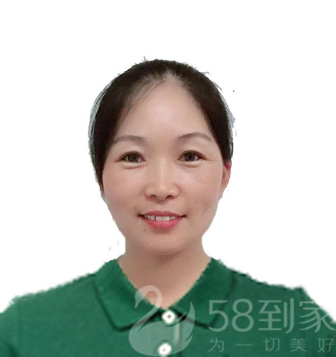 保洁师崔花芝