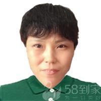 家电养护师刘爱霞