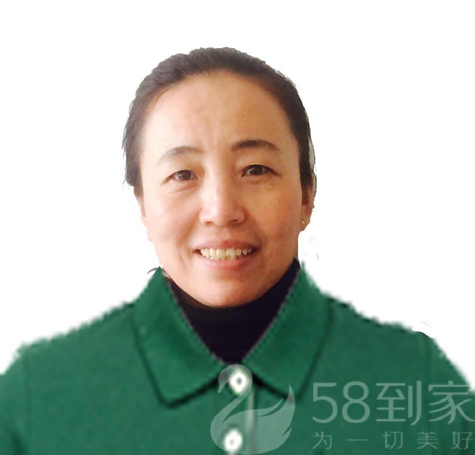 保洁师刘凤侠