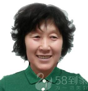 保洁师刘华