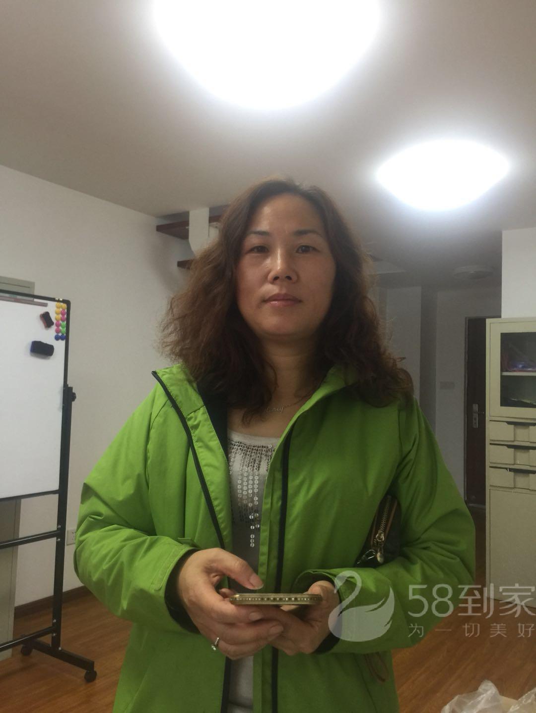 保洁师吴晓晴