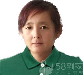 保洁师卢小艳