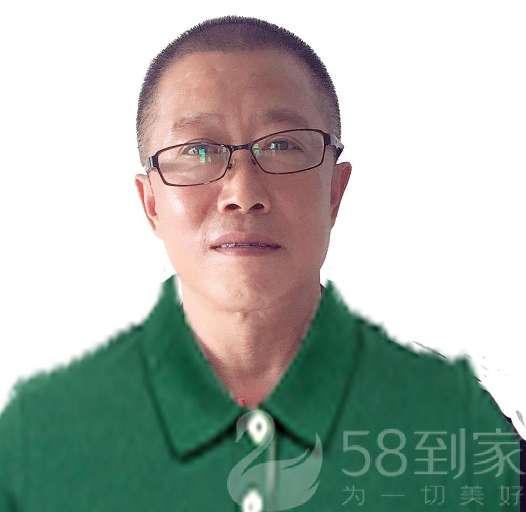 家电养护师刘志平