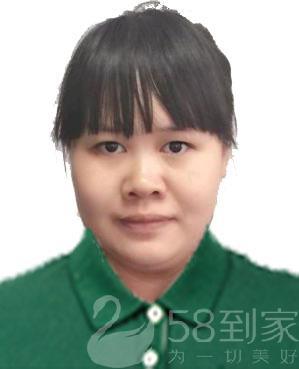 保洁师陈小燕