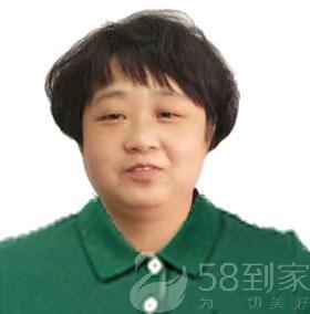 保洁师张丽杰
