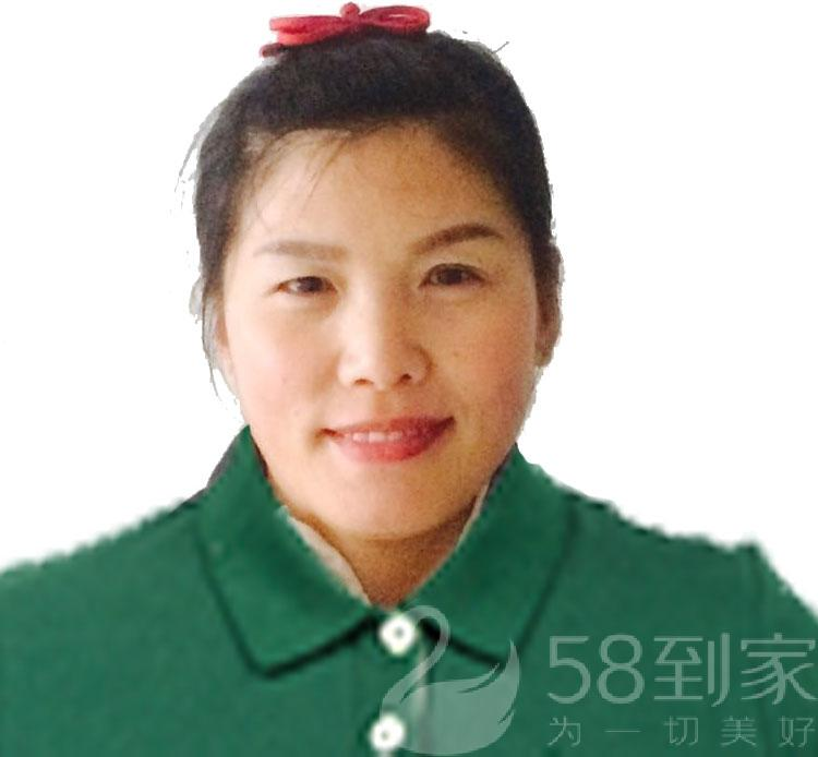 保洁师刘会香
