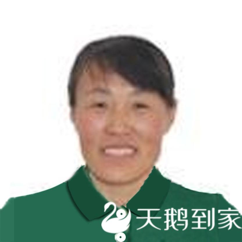 保洁师董霞