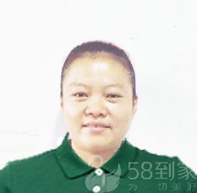 家电养护师刘燕