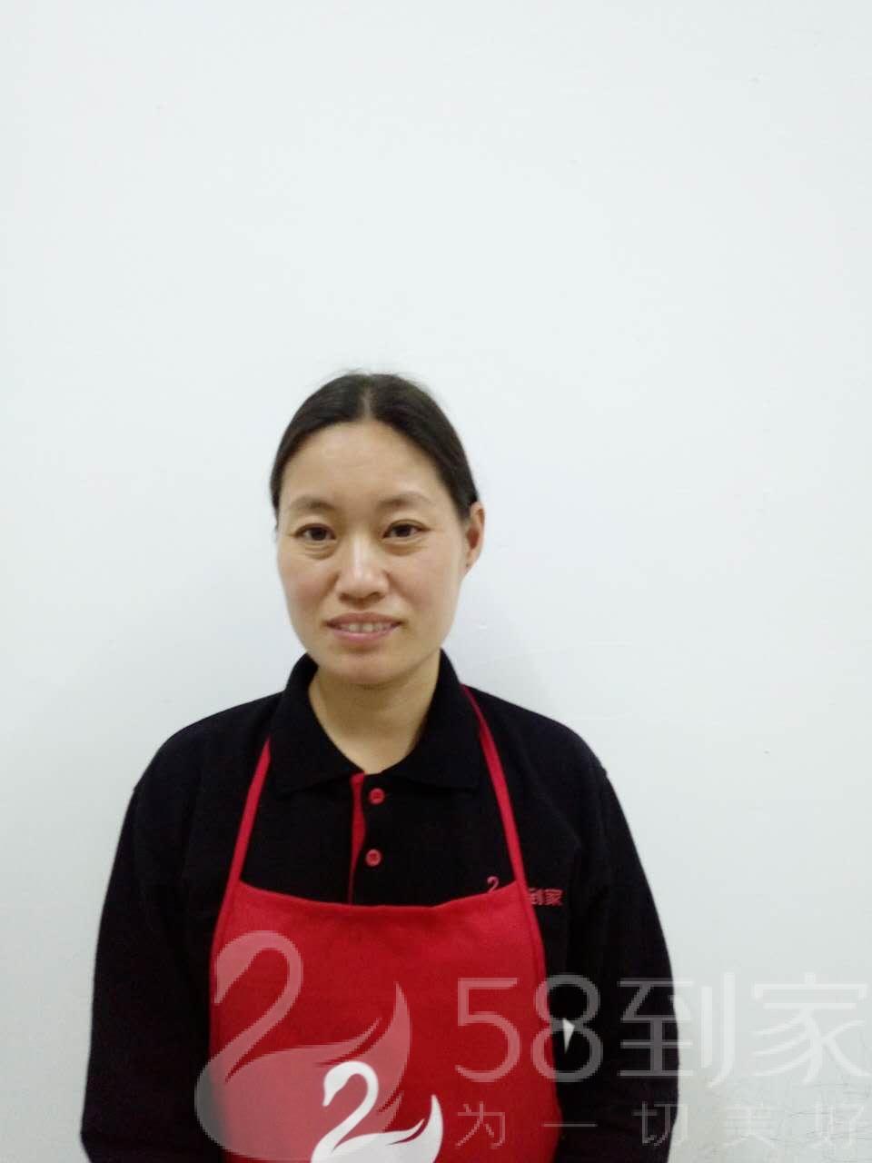保洁师陈一兰
