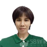 保洁师王芳花